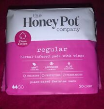 Honey Pot Pads Regular Products- New/Sealed**Free Immediate Ship!