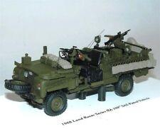 "TSM Model 1968 Land Rover Series IIA 109"" SAS Patrol Vehicle British Army 1/43"