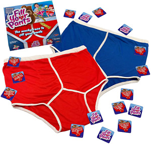 Fill Your Pants Game - As seen on Philip Schofield show, NEW Drumond Park NEW