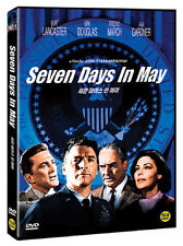 Seven Days in May (1964) / John Frankenheimer / Burt Lancaster / DVD SEALED