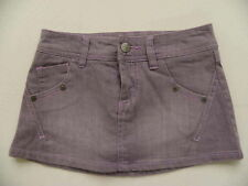 ROXY GIRL PURPLE SKORTS BOTTOMS SZ 10