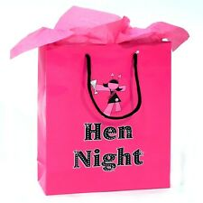 HEN NIGHT GOODIE BAG - HEN NIGHT PARTY ACCESSORIES & FAVOURS EMPTY 4 U 2 FILL