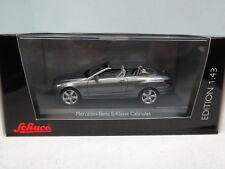 Schuco : MERCEDES E-klasse Cabrio Zilver No : 450736700