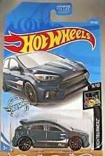 Ford Focus RS #139 Nightburnerz 2019 Hot Wheels Case F