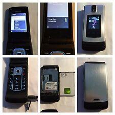 CELLULARE NOKIA 6650 FOLD GSM FOTOCAMERA 68 ORE UNLOCKED SIM FREE DEBLOQUE