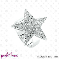Park Lane Jewelry Starlight Ring New with Tags! size 8