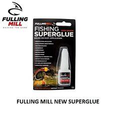 Fulling Mill Super Glue With Brush (1730) * NEW 2017 STOCKS *