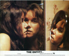 ENTITY 1982 Barbara Hershey, Ron Silver 6 10x8 LOBBY CARDS