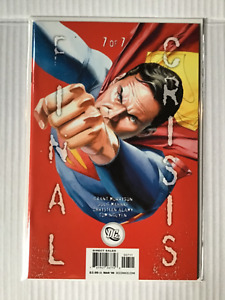 FINAL CRISIS  # 7 FIRST APPEARANCE CALVIN ELLIS COVER A FIRST PRINT DC COMICS