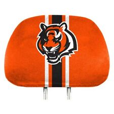 Cincinnati Bengals Printed Head Rest Covers