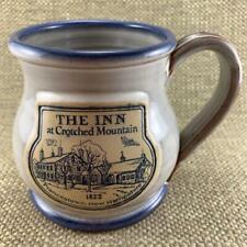 The Inn At Crotched Mountain Francestown New Hampshire Mug Deneen Pottery