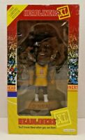 NIP Shaquille O'Neal 1999 Headliners XL Figure LSU Limited Edition NBA New NIB