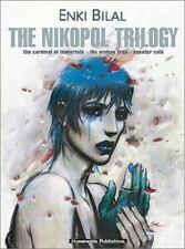 The Nikopol Trilogy by Bilal, Enki