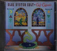 Blue Oyster Cult-Cult Classic cd album