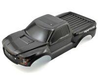 Traxxas 5826A 2017 Ford Raptor Pre-Painted Short Course Body (Black) Slash
