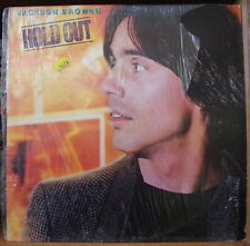 JACKSON BROWNE HOLD OUT US PRESS LP ASYLUM RECORDS 1980