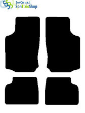 Teppiche OPEL Corsa C 00-06 maßgeschniedert + 4 befestigen Kompatibel mit
