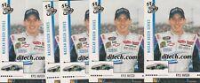 (5) 2004 Press Pass #38 NASCAR Racing Card Kyle Busch RC ROOKIE LOT