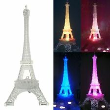 Fantastic!! Eiffel Tower Table LED Night Light Desk Wedding Bedroom Decor