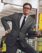 Colin Firth Autograph Signed 10x8 Photo AFTAL [A0352]