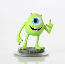 DISNEY INFINITY Figure MIKE Monster's Wii Character & Card Pixar Game