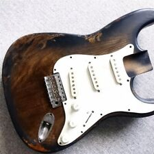 Stratocaster Guitar alder Body NGS Guitars Tobacco aged
