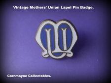 Vintage Mothers'Union Lapel Pin Badge.AH3865.