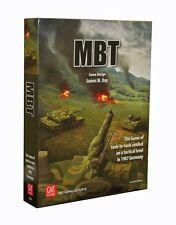 MBT Board Game (DAMAGED) GMT 1519-DMG