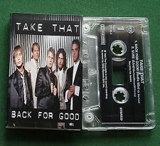 Take That Back For Good 2 Mixes / Sure (Live) Cassette Tape Single - TESTED