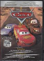 Cars Bonus Disc Walmart Exclusive DVD Movie New / Sealed Rascal Flatts