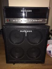 Madison Divinity Amp and Cabinet
