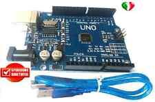 Per Arduino UNO R3 MEGA 328P compatibile + CAVO USB