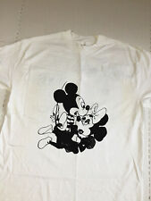 t shirt REPRINT un-tru Vtg Boy London Seditionaries Mickey & Minnie Muslin Sex