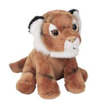 15cm Soft Toy Tiger by Ravensden Zoo Animal FREE UK POSTAGE