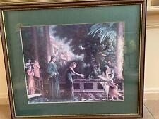 Indian God Krishna Photo With Frame