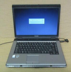 """Toshiba Satellite Pro L300-1FN 15.4"""" Celeron 585 2.16Ghz 1GB 120GB Laptop"""