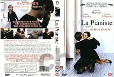 La pianiste (2001) - Michael Haneke, Isabelle Huppert 2disc  DVD NEW