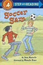 Soccer Sam Step into Reading, Step 4)