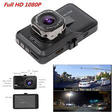 "3"" Full HD 1080P Car DVR Camera G-sensor Vehicle Dash Cam Digital Video Recorder"