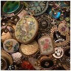 huge+vintage+to+now+jewelry+lot+-+pendant+-+Charm+-+2.2+Lbs