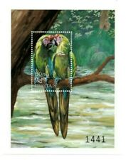 SPECIAL LOT Bhutan 1999 1230 - Military Macaws - 40 Souvenir Sheets - MNH