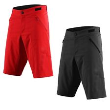 Troy Lee Designs TLD Adult Skyline Mountain Bike Shorts XC MTB Cycling Black Red