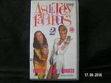 Absolutely Fabulous - Series 2 - Hospital / Death / Morocco (VHS/SH, 1994)
