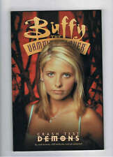 Buffy The Vampire Slayer Crash Test Demons TPB NM 1999