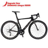 SAVA Phantom3.0 700C Road Bike Carbon Fiber SHIMANO Ultegra 8000 22S Bicycle