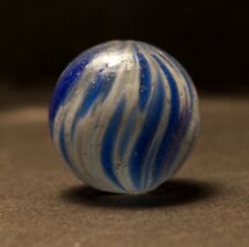 Antique German End of Day Onion Skin Marble - circa 1860 to 1920 good con 11/16""