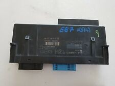 Centralina Modulo Controllo BMW E87 118D 2.0 143CV 2009 N47D20A 61.35-9187539-01
