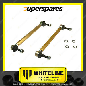 Front Sway Bar Link ADJ Extra HD KLC140-255 for RENAULT CLIO III X85 IV X98