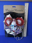 2-pierrot accents FACE MASKS  WITH DECOR