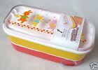 Japan Bento 2 Tier Lunchbox Set Belt fork chopstick BAG kitchen lunch box ladies